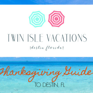 Twin Isle Vacations Thanksgiving